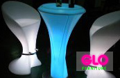 GLO Poseur Tables
