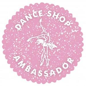 danceshop_brandambassadorlogo