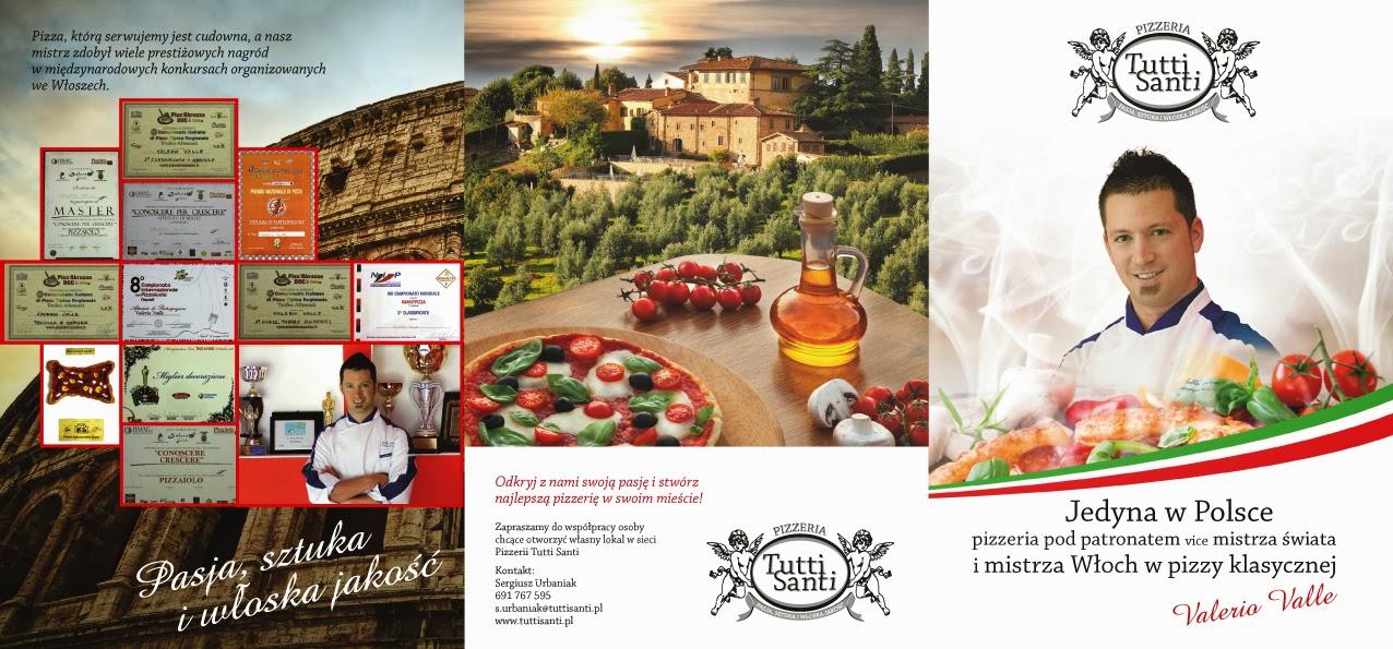 Brochure Pizzeria